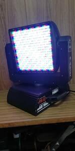 LED ムービングライト Wash light slー1048 現状渡し品