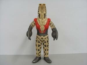 1983年製 昭和58年製 ソフビ ゴドラ星人 ウルトラ セブン 怪獣 高さ15.3cm  ANDAI 円谷プロ  JAPAN