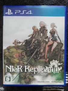 PS4 ニーアレプリカント ver コード未使用
