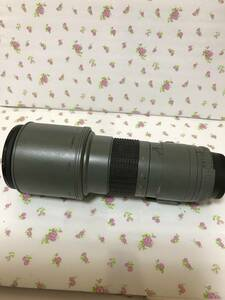 希少 大望遠 NIKON SIGMA TELEPHOTO 400mm f5・6 AIーS フード内藏 良品
