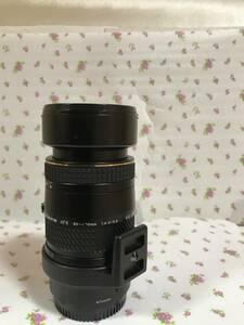キャノン用 Tokina AT-X 80ー400mmf4、5ー5、6