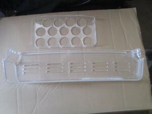 三菱□3ドア冷凍冷蔵庫□MR-YL38A 用ポケット (O4-5)