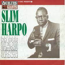 廃盤ブルース Slim Harpo 21 blues giants