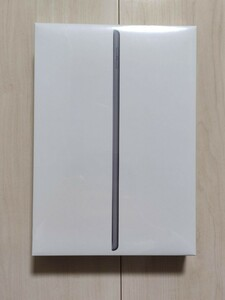 新品未開封 iPad 第7世代 32GB スペースグレイ MW742J/A