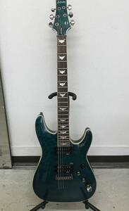 ▼Schecter シェクター エレキギター DIAMONDシリーズ ダイアモンドシリーズ ソフトケース付き (中古)(y0517_9)