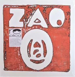 ZAO ザオ (Franois Faton Cahen, Yochk'o Seffer = Magma) - Z=7L 限定リマスター再発アナログ・レコード