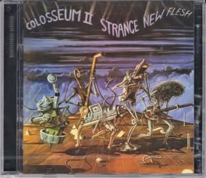 Colosseum II コロシアムII - Strange New Flesh ボーナス・トラック10曲追加収録リマスター再発二枚組CD