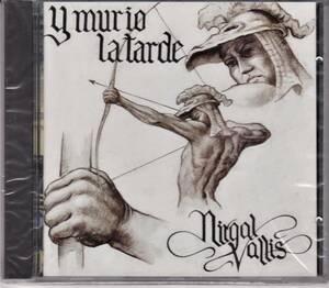 Nirgal Vallis - Y Murio La Tarde ボーナス・トラック4曲追加収録再発CD