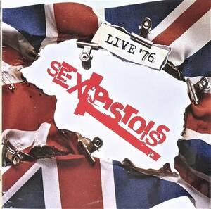 Sex Pistols セックス・ピストルズ - Live '76 限定四枚組アナログ・レコード・ボックス