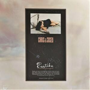 Chris & Cosey クリス&コージー (=Throbbing Gristle) - Exotika 限定リマスター再発パープル・カラー・アナログ・レコード