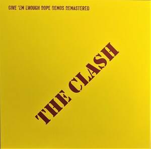 The Clash ザ・クラッシュ - Give 'Em Enough Rope Demos Remastered 限定リマスター・アナログ・レコード