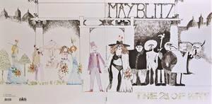 May Blitz メイ・ブリッツ - The 2nd Of May 限定再発アナログ・レコード