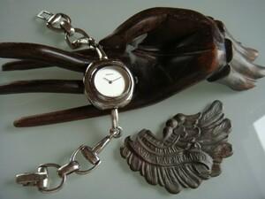 ◆SEIKO セイコー 60s 70s ヴィンテージ 銀無垢 925 手巻き レディース 銀製 ビットモチーフ 動作保証 和光 Obrey グッチのお好きな方にも