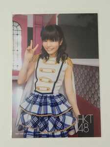 HKT48 渕上舞 桜、みんなで食べた 劇場盤 生写真