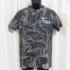 Ed Hardy(エドハーディー) メンズ 半袖 Tシャツ カーキグレー系 M02VTT553 新品