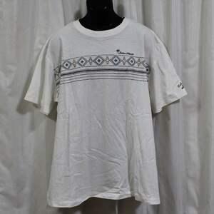 ピコ PIKO メンズ半袖Tシャツ ホワイト XLサイズ 新品 白