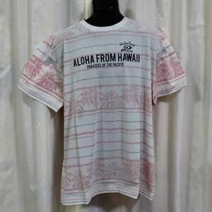 ピコ PIKO メンズ半袖Tシャツ ホワイト Mサイズ 新品 白