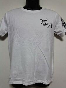Ed Hardy(エドハーディー) メンズ 半袖 Tシャツ M02BST920 ホワイト 新品 白色