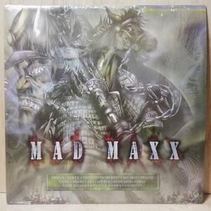 【LP】MAD MAXX(LOWIQ01,ZEEBRA,YOU THE ROCK,WRENCH,COCOBAT,ETC.) - 走馬党ENTERTAINMENT - SOML 0010 - JP盤 - 2000年 - *30