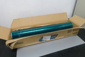 巾950mm/500m巻 1本 リケンファブロ ポリオレフィン系食包装用フィルム クレアフォースS ラップ ストレッチフィルム 梱包機 包装機