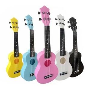 Mp4514:21インチ 4弦アコースティックウクレレ スモールギター キッズ ビギナーズ 楽器