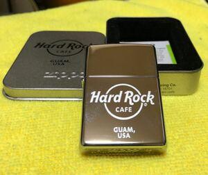 ハードロックカフェ zippo GUAM