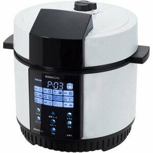 新品 CCP 電器圧力鍋1.8L BD-PC71-WH