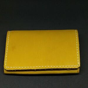 名刺入れ カードケース ハンドメイド