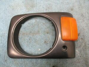 KS4 サンバートラック 4WD 平成2年 左ヘッドライトカバー