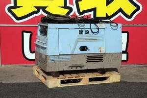 R F121003 Denyo двигатель сварочный TLW-300SSWY звукоизоляция type дизель сварка генератор прямой самовывоз рекомендация ( Nagoya город . гора район ) юридическое лицо только рассылка возможно n