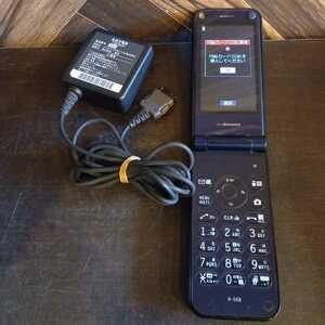N1636 ドコモ docomo NEC カシオモバイル N-06B 札幌 複数在庫有 携帯電話 ガラケー ケータイ本体 充電器付き 送料全国一律250円