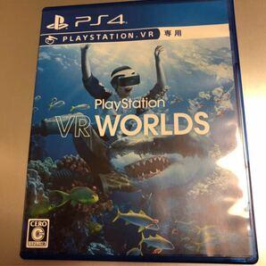 PS4 PlayStation VR WORLD VRWORLDS