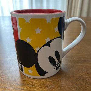 ミッキーマウスのマグカップ  マグカップ ディズニー