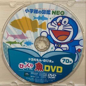 未使用★小学館 図鑑NEO DVD 図鑑ネオ 魚