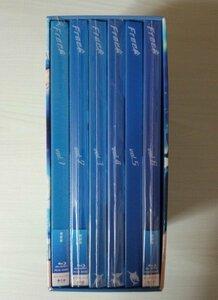 【Blu-ray】Free! 全6巻 初回版 全巻収納BOX付き