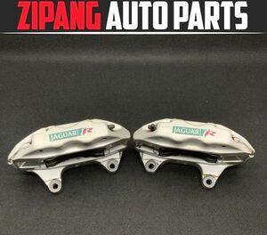 JG008 J011C Jaguar S type R original Brembo 4POT front brake calipers left right set * adherence less ** prompt decision *