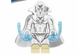 1体 ヴィジョン ワンダヴィジョン マーベル アベンジャーズ ミニフィグ LEGO 互換 ブロック ミニフィギュア レゴ 互換 q