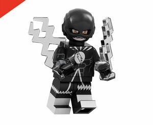 1体 ブラックランタンフラッシュ dcコミック  マーベル アベンジャーズ ミニフィグ LEGO 互換 ブロック ミニフィギュア レゴ 互換 r