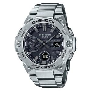 カシオCASIO Gショック ジーショック G-STEEL 電波 ソーラー メンズ 腕時計 GST-B400D-1AJF【国内正規品】