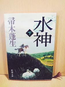 帚木蓬生/水神(下)/新潮文庫