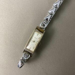 K577 LADY SEIKOreti Seiko K14WG механический завод наручные часы женский 4002