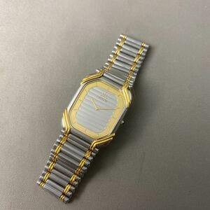 K587 SEIKO CREDOR Seiko Credor наручные часы 2F70-5480 SS×18KT комбинированный