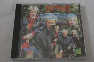 [CD] ザ・ポリス / ライヴ・イン・ボストン1979 THE POLICE / LIVE IN BOSTON 1979