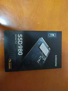 日本サムスン 980 1TB PCIe Gen 3.0 ×4 NVMe M.2 (2280) SSD MZ-V8V1T0B/EC