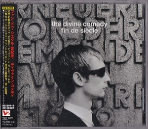 The Divine Comedy / Fin De Siecle (日本盤CD) ボーナス2曲 Setanta ディヴァイン・コメディ