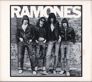 Ramones / Ramones (輸入盤CD) ボーナス8曲 ラモーンズ