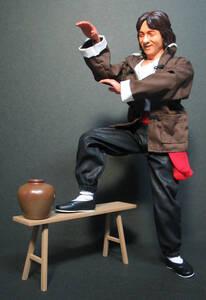 映画「ドラゴンロード・ジャッキー・チェン(成龍)」ドラゴンモデルズ・1/6・アクションフィギュア・Dragon Models・Jackie Chan!