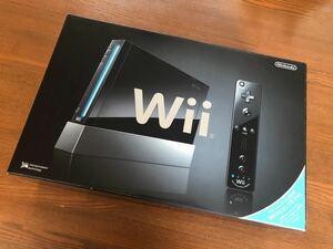 Wiiリモコンプラス 本体一式 黒ブラック