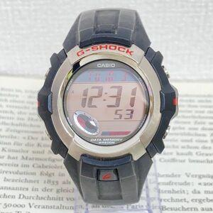 美品★CASIO G-SHOCK デジタル 多機能 メンズ 腕時計 ★ カシオ G-ショック G-3011 アラーム クロノ タイマー 稼動品 F4262