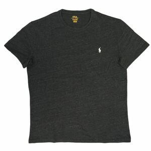 ラルフローレン 新品 RALPH LAUREN メンズT 半袖Tシャツ Mサイズ 未使用 POLO アメリカ規格 クールネック 530014